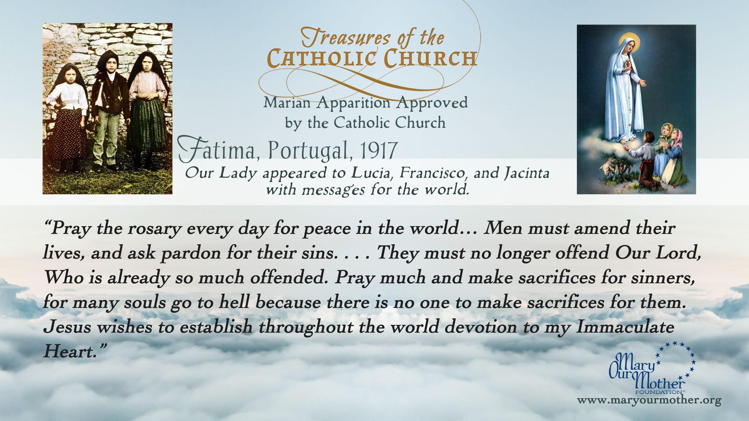 Fatima MONITOR Flyer