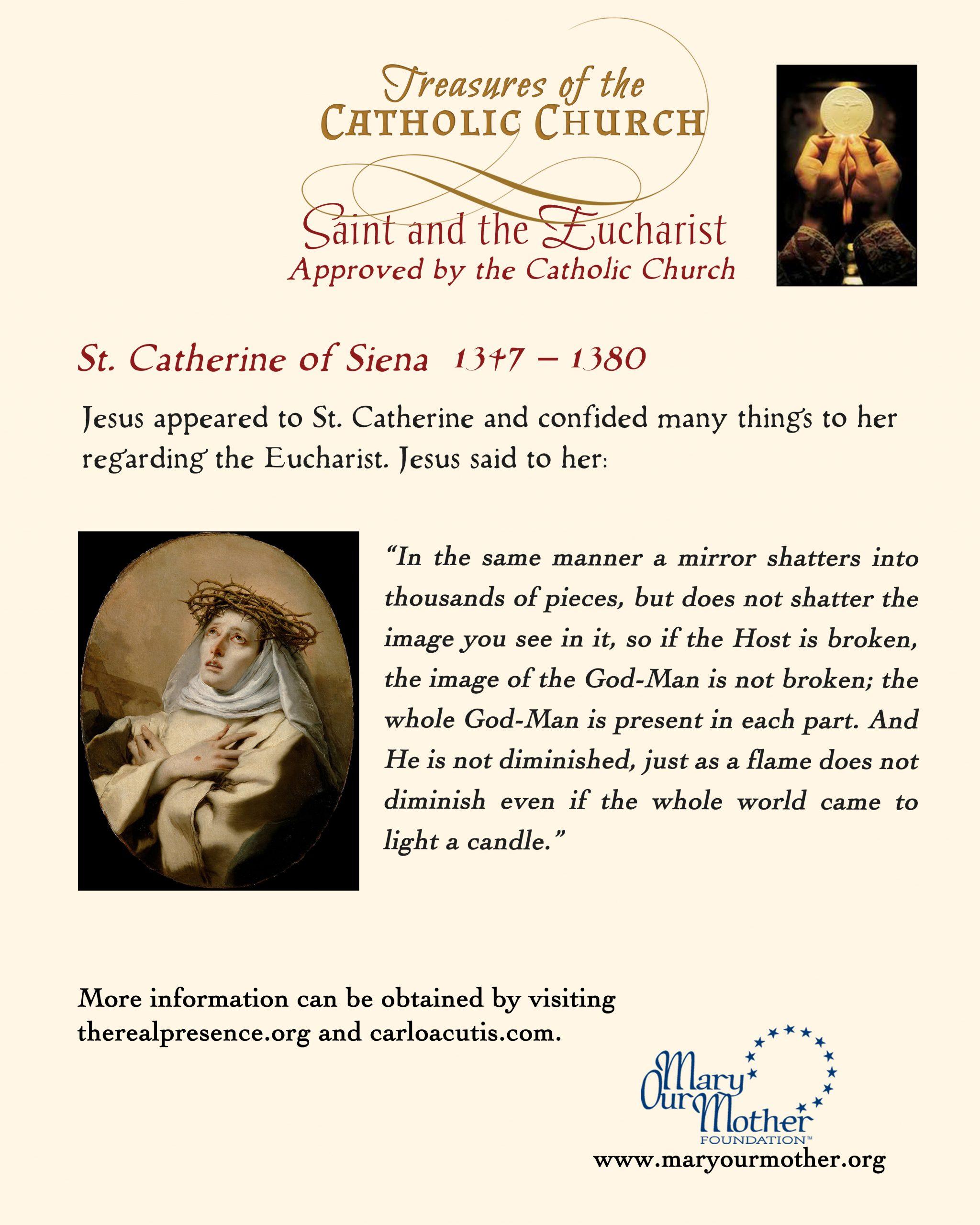 St Catherine Phone Image